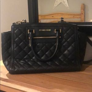 Quilted Michael Kors Purse